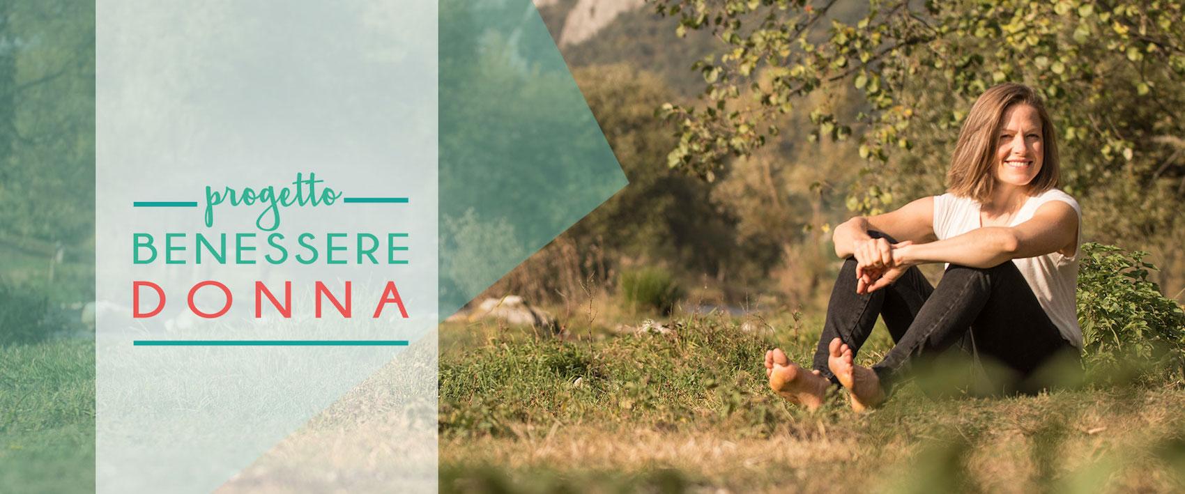 Progetto benessere donna Chiara Regolini